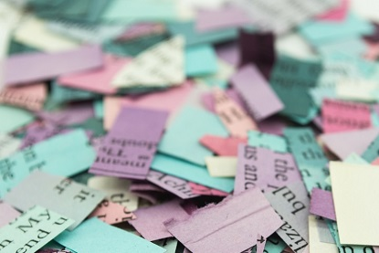 Paper mess
